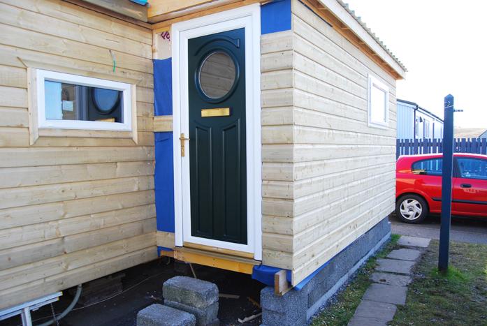 caravan door porch 2